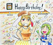―HAPPY BIRTHDAY to QK-Usachan―