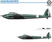 サヴォイア マルケッティ S.M.91
