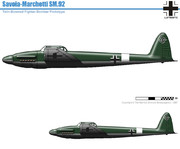 サヴォイア マルケッティ S.M.92