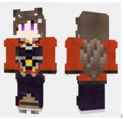 天城 アズールレーン Minecraft Skin
