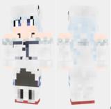 アヴローラ アズールレーン Minecraft Skin