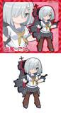 陽炎型駆逐艦13番館 浜風・乙改