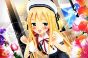 【かにフレ!】夏制服の ポトフちゃん…っ♡