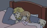 腕枕が高すぎて眠れないICG姉貴