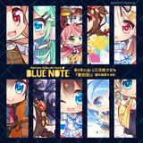 【C96新刊内容】BLUE NOTE