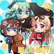 【C96新刊】BLUE NOTE
