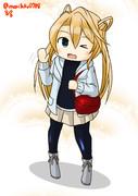 阿武隈(私服Ver)