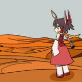 砂漠のBNKRG