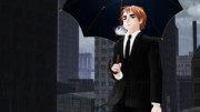 【MMD】Englishman in New York