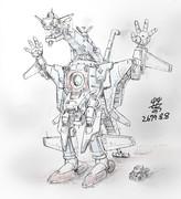 RXb-103「アステロデアガンダム」
