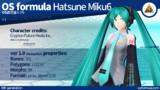 【MMD】OS式初音ミク6 (V2)【モデル配布】