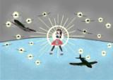 太平洋の女神【イラスト版】