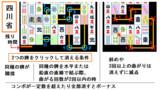 四川省の牌の消せる場所