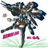 装甲少女(アーマーガール):WL-04