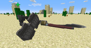 【Minecraft】ガンランス【JointBlock】