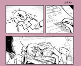 あんきら漫画『小テスト』