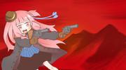 """【サムネイラスト】琴葉姉妹と""""Red Dead Redemption 2""""の世界【#24】"""