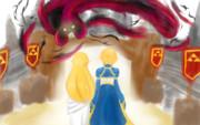 ゼルダ王妃とゼルダ姫