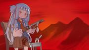 """【サムネイラスト】琴葉姉妹と""""Red Dead Redemption 2""""の世界【#31】"""