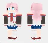 アトランタ アズールレーン Minecraft Skin