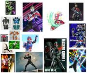 仮面ライダーBLACK&ウルトラマンオーブヒーロー戦記プロジェクト・オリュンポス