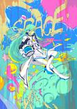 カラフル宇宙世界 [space of GREEN]