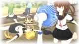 スイカと扇風機とワレワレハ~【睦月型静画祭2019_夏戦】