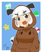 クリボーちゃん(ファンアート)