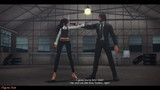 MMD - The meeting between two worlds.