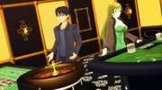 カジノ、アサシンを接待する部屋【空の境界MMD】【Fate/MMD】