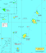 吐噶喇列島(トカラ列島)