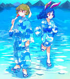 冷や水迷彩