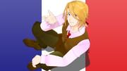 フランス 私服モデル配布