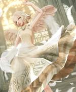 天使の顕現