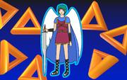 三角と天使勇者