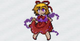 [minecraft 1.14.4]キャラのみ No.016 メディスン[東方人形劇]