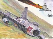 ベトナム人民軍Mig19のエース F4撃墜