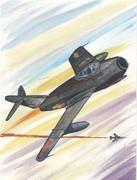 ベトナム人民軍Mig19 F4撃墜2