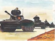 ベトナム人民軍PT76