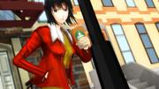 コーヒーと織くん【空の境界MMD】