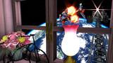 スターラスターガール 茶店と地球とソルバルウ