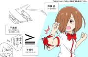 「ひとりぼっちの○○生活」二次創作「布藤香VS.サワガニ」