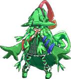 トカゲの魔女