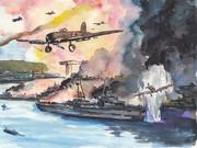 真珠湾攻撃イメージ