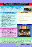 木製ケースの6m QRP AMトランシーバー(JR8DAG-6AM2020W) 展示用説明文