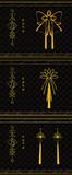 【MMD衣裝】原創中華風LOLITA-天方菱配套饰品