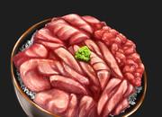 『マグロ丼』