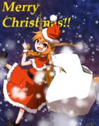 【初投稿】クリスマス2018萃香ちゃん