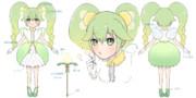 森の妖精 たんぽぽリリカちゃん
