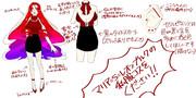 マリア=S=レオンブルク 私服コス